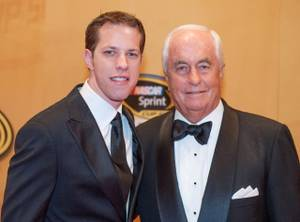 2012 NASCAR Champion's Week: Sprint Cup Series Awards Red Carpet at Wynn