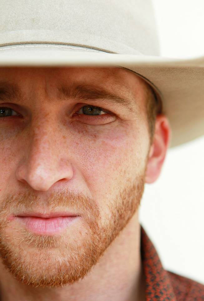 Professional bull rider J.W. Harris has had his left cheek broken in the past.