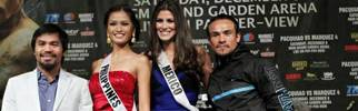NFR, pageant love Pacquiao, Marquez