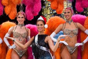 2012 Miss Universe Pageant: At 'Jubilee!'