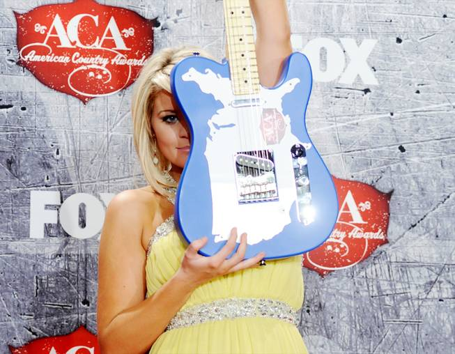 Lauren Alaina at the 2012 American Country Awards at Mandalay ...