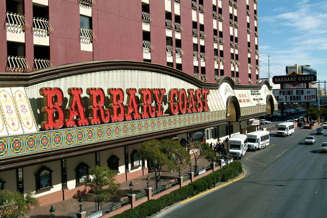The Barbary Coast was built by Michael Gaughan and opened in 1979.