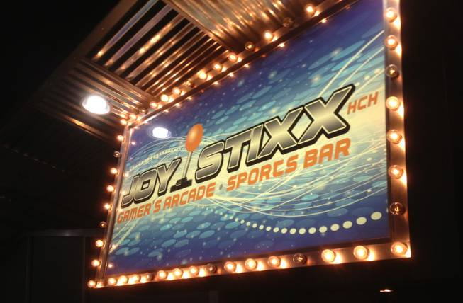 Joy Stixx will be replaced by the Saloon, and ultra lounge, as part of upgrades taking place at the Hooters Las Vegas resort.