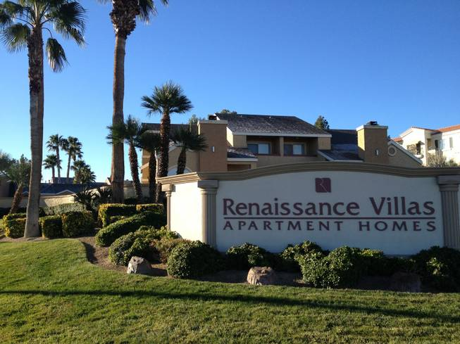 Renaissance Villas Apartment Homes.