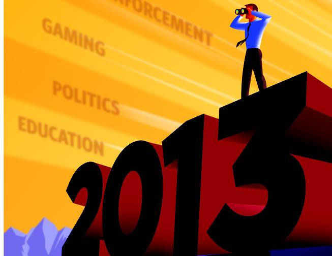 Looking to 2013