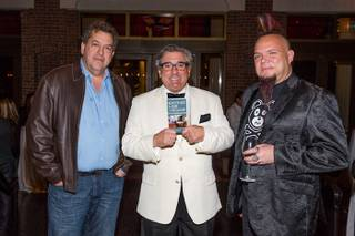 Authors Max Jacobson, John Curtas and Al Mancini at the 2012