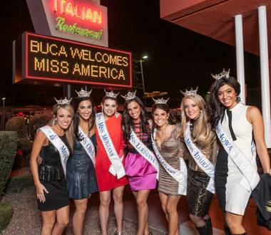 Planet Hollywood tycoon Robert Earl's Buca di Beppo restaurants were voted No. 1 casual-dining Italian restaurant by Nations Restaurant ...
