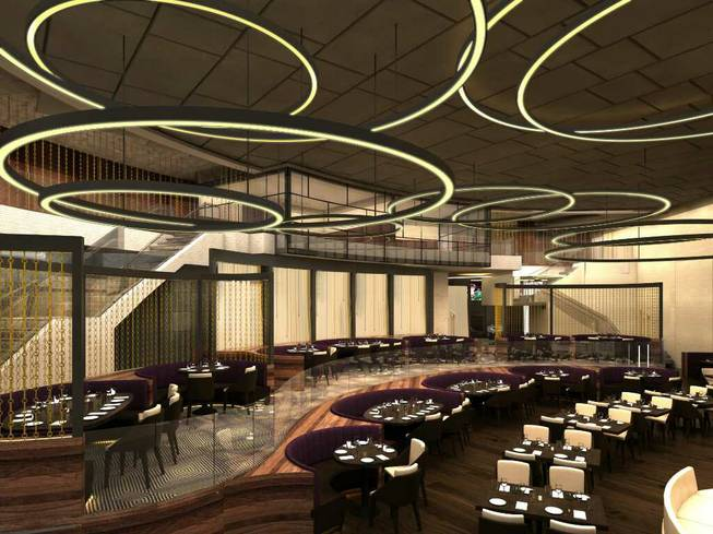 A rendering of Heraea at the Palms.