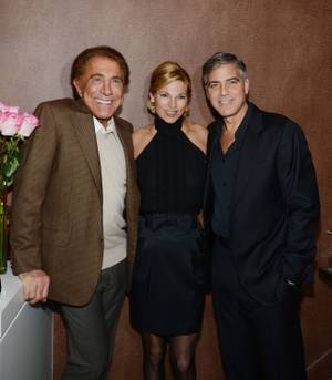 George Clooney Launches Tequila at Andrea's