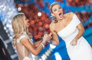 2013 Miss America Pageant: Winner Mallory Hytes Hagan of New York