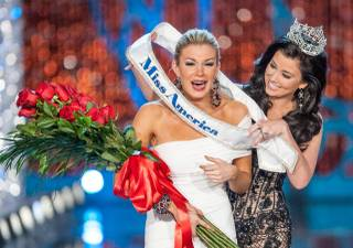 The 2013 Miss America Pageant at PH Live in Planet Hollywood on Saturday, Jan. 12, 2013.