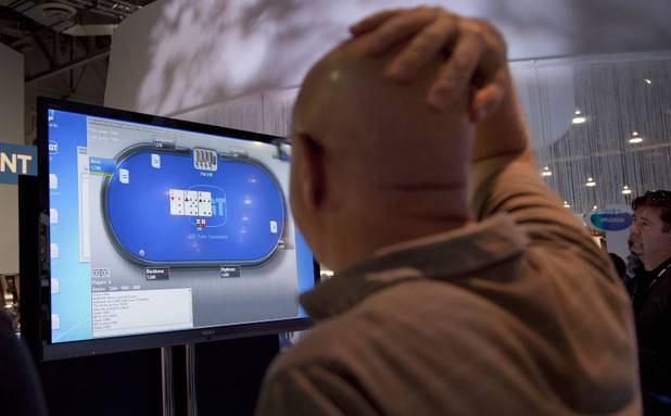 Pessimistic about poker - Vegas INC (01/14/2013)