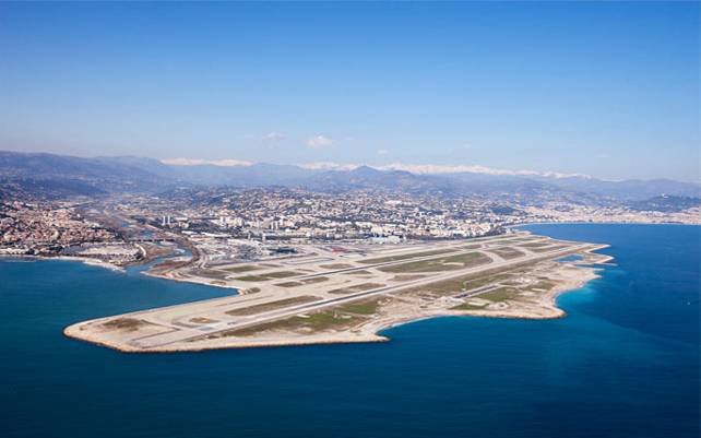 Nice Cote DAzur Airport, France