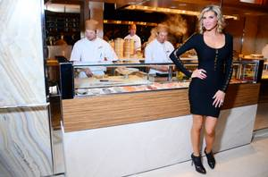 Alexis Bellino's 36th Birthday at Andrea's