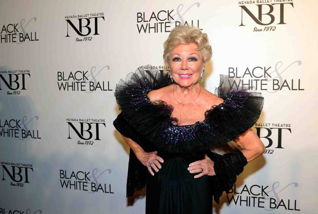 Nevada Ballet Theater's 29th Annual Black & White Ball honoring ...
