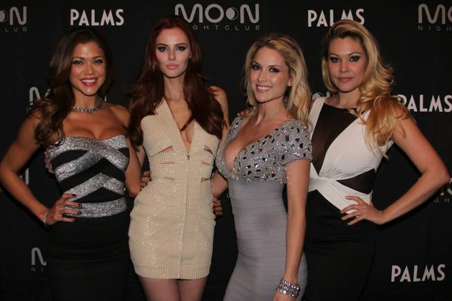 Hilary Cruz, Alyssa Campanella, Tara Conner and Shanna Moakler at ...
