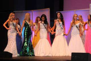 The 2013 Miss Nevada USA and Miss Nevada Teen USA pageants at UNLV on Sunday, Jan. 27, 2013.