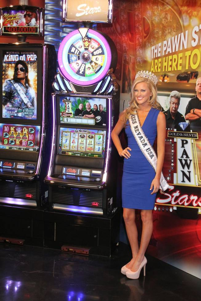 "2013 Miss Nevada USA Chelsea Caswell appears on Fox's ""More"" on Monday, Jan. 28, 2013."