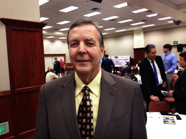 James Ledford, mayor of Palmdale, Calif.