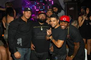 Wilmer Valderrama Celebrates 33rd Birthday at Hyde