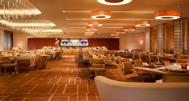 Andrea's is the newest dining hot spot to open at Encore at Wynn Las Vegas.