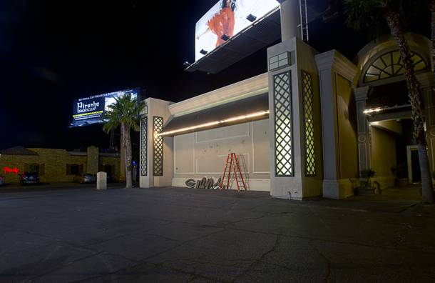 A before shot of Gipsy on Paradise Road before a makeover courtesy of Spike TV's