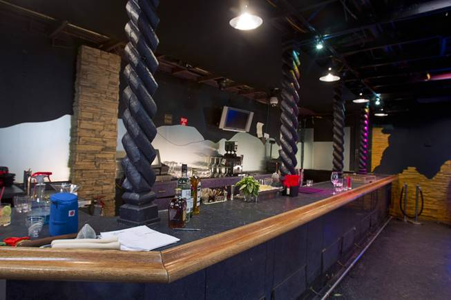 "A before shot of Gipsy on Paradise Road before a makeover courtesy of Spike TV's ""Bar Rescue"" on Thursday, Feb. 21, 2013."