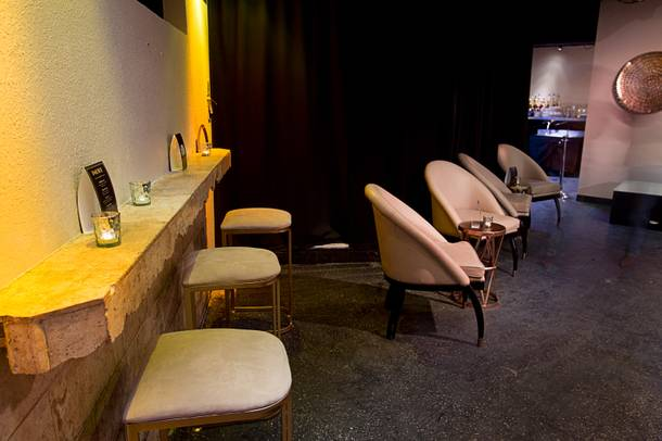 An after shot of Gipsy on Paradise Road, now SBLV (South Beach Las Vegas), after a makeover courtesy of Spike TV's