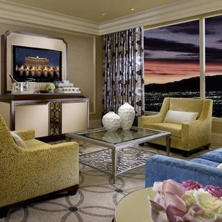 Bellagio recently completed the remodel of all 928 rooms and suites in its Spa Tower.
