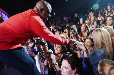 Talk about a victory lap: Ahead of their swoon-inducing gig with 98 Degrees and New Kids on the Block at Mandalay Bay Events Center this ...