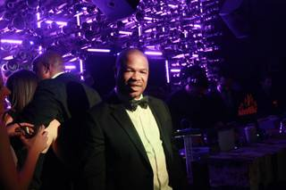 Xzibit launches Bonita Platinum Tequila, with Dr. Dre and Snoop Dogg in attendance, at Hyde Bellagio on Saturday, March 2, 2013.