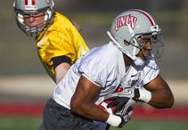 UNLV Running Back Adonis Smith