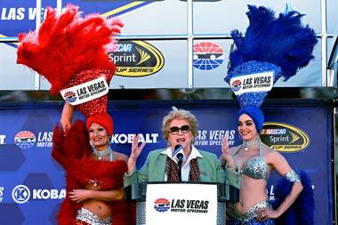 A jam-packed Wicked Whispers & Racy Rumors on this torrid Tuesday: Las Vegas Motor Speedway owner Bruton Smith said Monday that there's a ...