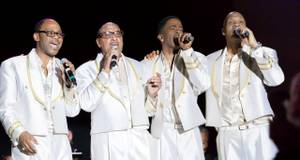 The Four Tops at The M Resort
