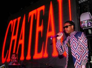 Jeremih Hosts and Performs at Chateau