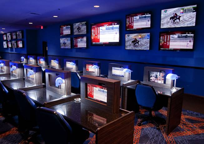 Plaza's New William Hill Race & Sports Book