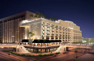 Caesars Entertainment announced today that Bill's Gamblin' Hall & Saloon will reopen as Gansevoort Las Vegas, a standalone boutique resort scheduled to debut early next year. The new property marks a partnership among Bill's owner Caesars Entertainment Corp., the New York-based luxury hotel brand Gansevoort Hotel Group and nightlife mogul Victor Drai, whose eponymous after-hours nightclub has been a mainstay at the location for the past 15 years.