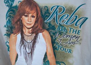 Reba McEntire performs in the first concert at Laughlin Amphitheater on the river in Laughlin on Saturday, March 16, 2013.