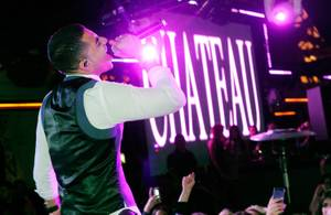 Chateau Second Anniversary With Jay Sean