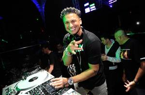 DJ Pauly D at Haze: 3/23/13