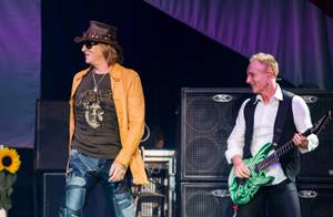 "Def Leppard launches its ""Viva Hysteria"" run at The Joint in The Hard Rock Hotel Las Vegas on Friday, March 22, 2013."