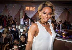 Keri Hilson Performs at Pure