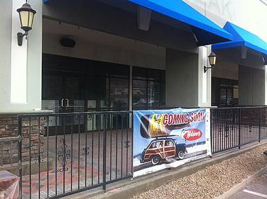 Remodeling is underway on the future site of a Wahoo's Fish Taco restaurant on Horizon Ridge Parkway near Horizon Drive in Henderson.
