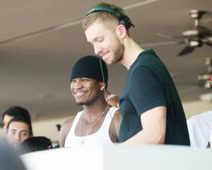 Calvin Harris Opens 2013 Season of Wet Republic