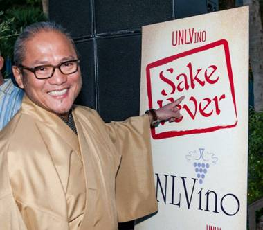 "Masaharu Morimoto, renowned Japanese chef and ""Iron Chef"" star on The Food Network, is set to open his own Las Vegas restaurant early next year. ..."