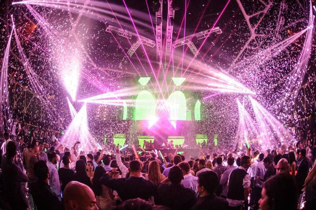 DJ Tommy Trash at Hakkasan Las Vegas in MGM Grand ...