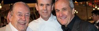 Thomas Keller, 'Iron Chef,' Rick Moonen