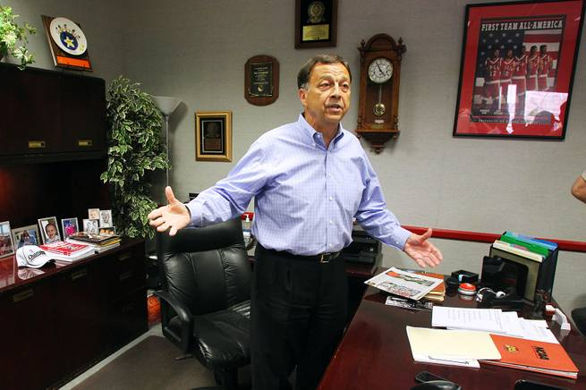 Take 5: The most important tasks facing UNLV's next athletic director