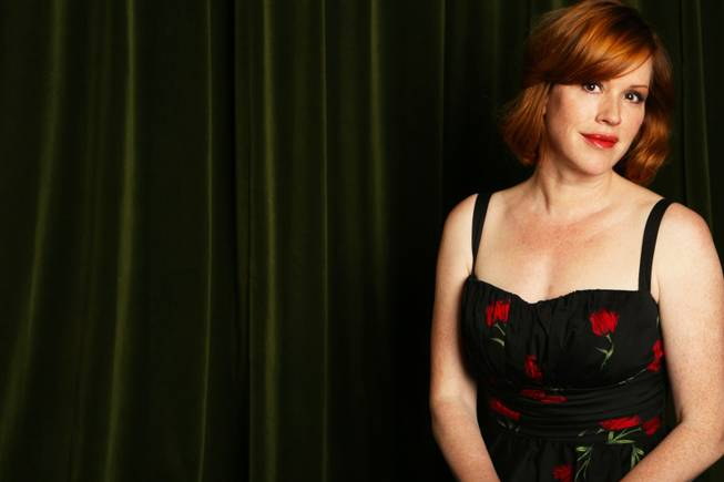 Molly Ringwald poses for a portrait at the Rcokwell on Tuesday, April 9, 2013 in Los Angeles.