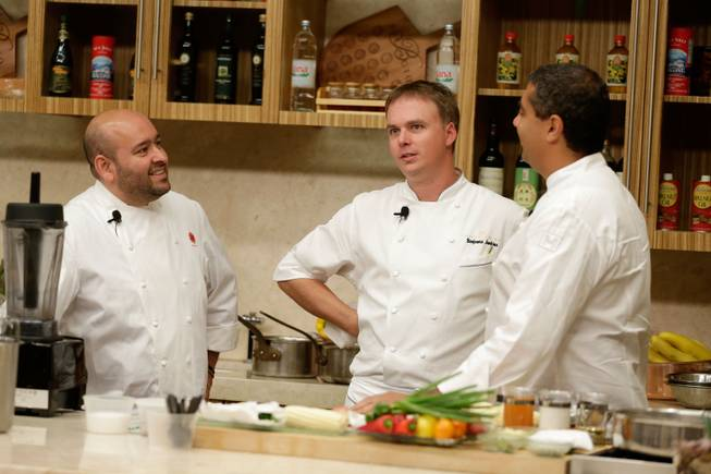 Sommeliers vs Chefs presented by Bon Appetit as they host ...
